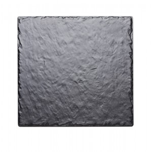 Square Faux Slate Serving Platters