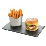 Rectangle Faux Slate Serving Tray