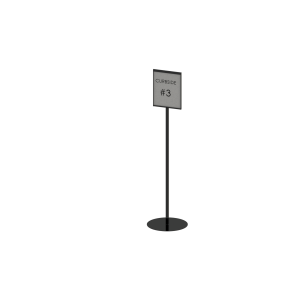 Freestanding Signage Holder