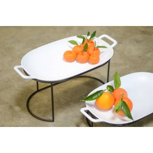 Oval Risers for Sedona Serving Platters