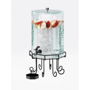 Glacier Acrylic Beverage Dispensers