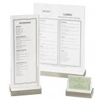Luxe Signage and Menu Holders