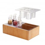 Salad Dressing Caddy