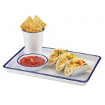 Melamine Enamelware Serving Tray