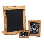 Madera Chalkboard Stands