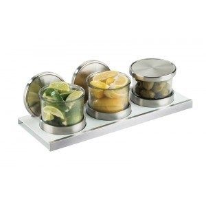 Luxe Chilled Mixology Organizers