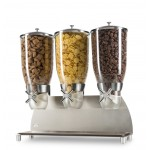 Stainless Steel Turn and Serve Dispensers