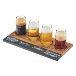 Melamine Wood Tasting Board
