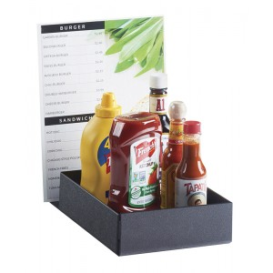 Classic Menu/Condiment Holder