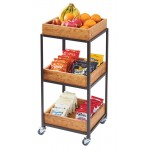 Sierra Merchandiser Cart