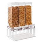 White Portland Cereal Dispenser