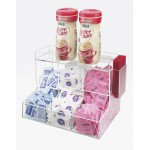 Classic Coffee Condiment Organizer
