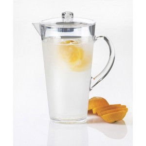 Pitcher with Ice or Infusion Chamber