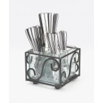 Glacier Flatware Display